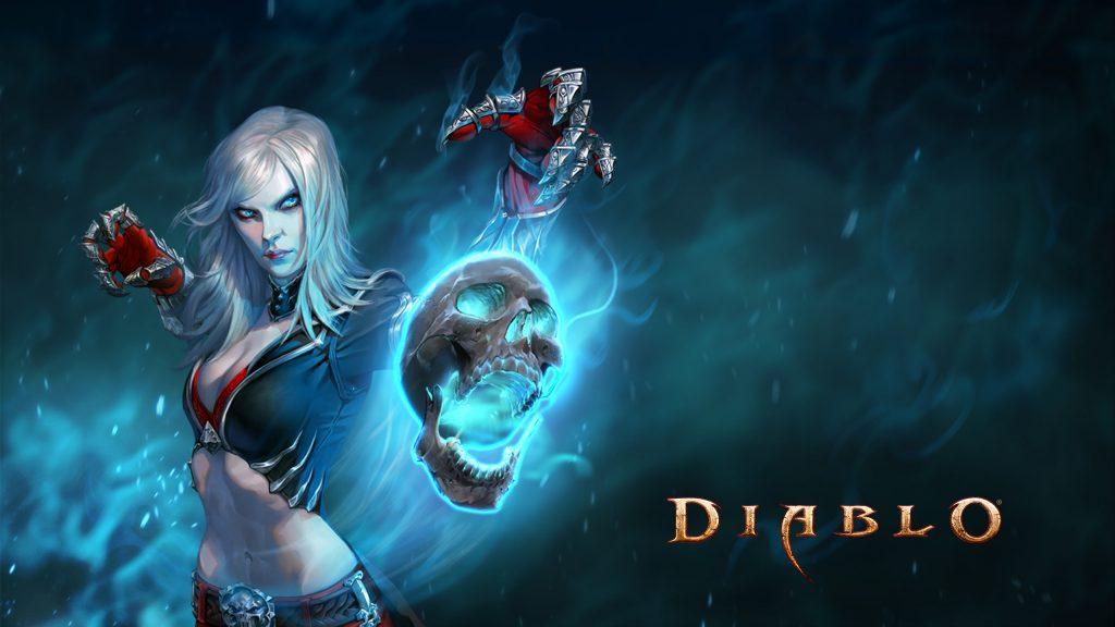 Diablo III Wallpaper 039 Necromancer