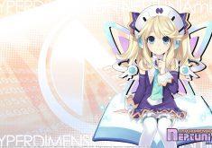 Hyperdimension Neptunia Mk2 Wallpaper 014 Histoire