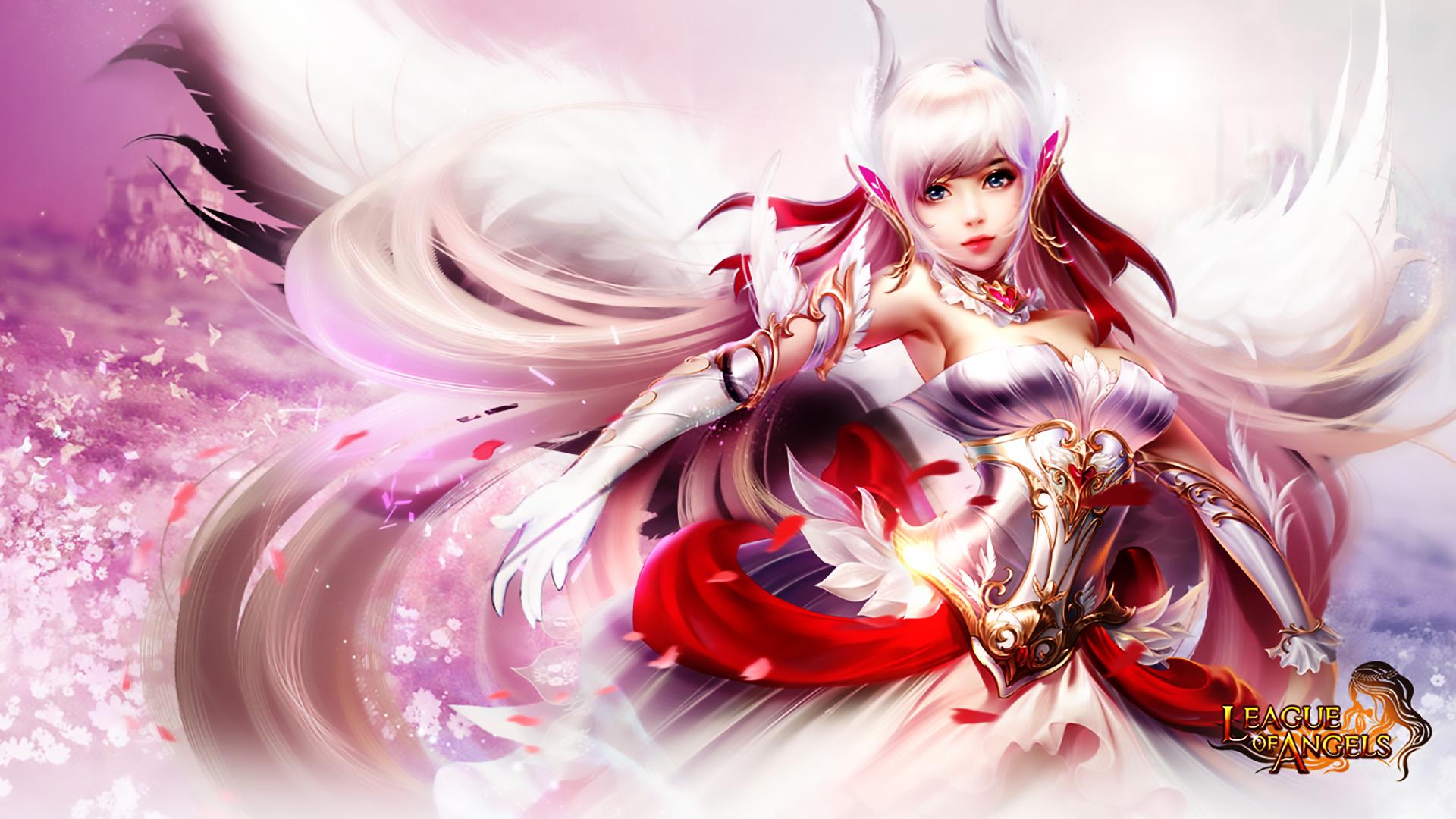 League Of Angels Wallpaper 024 Aphrodite