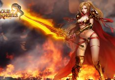 League of Angels Wallpaper 052 – Imperial