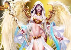 League of Angels Wallpaper 058 – Boadicea