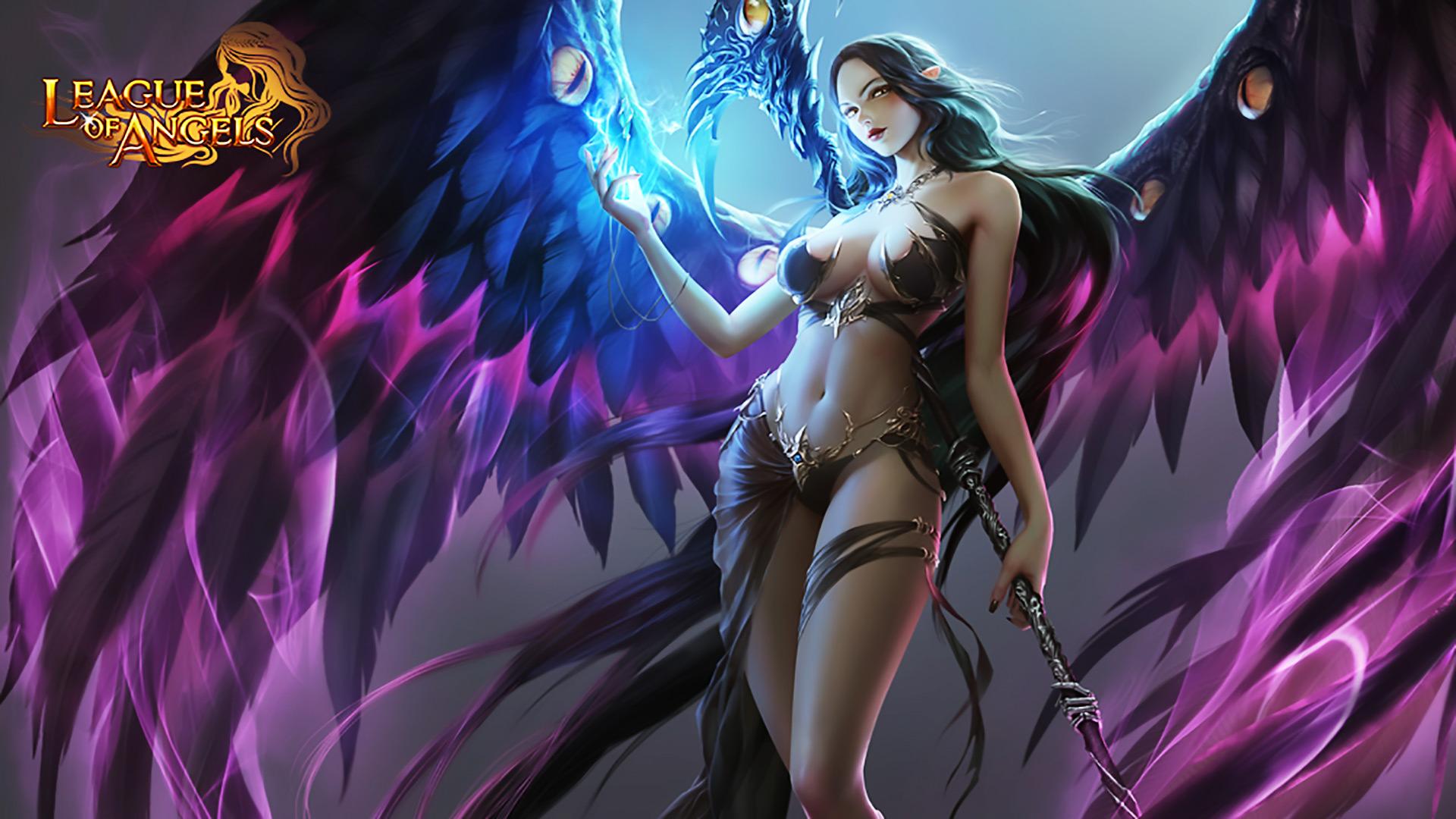 League Of Angels Wallpaper 060 Alecta