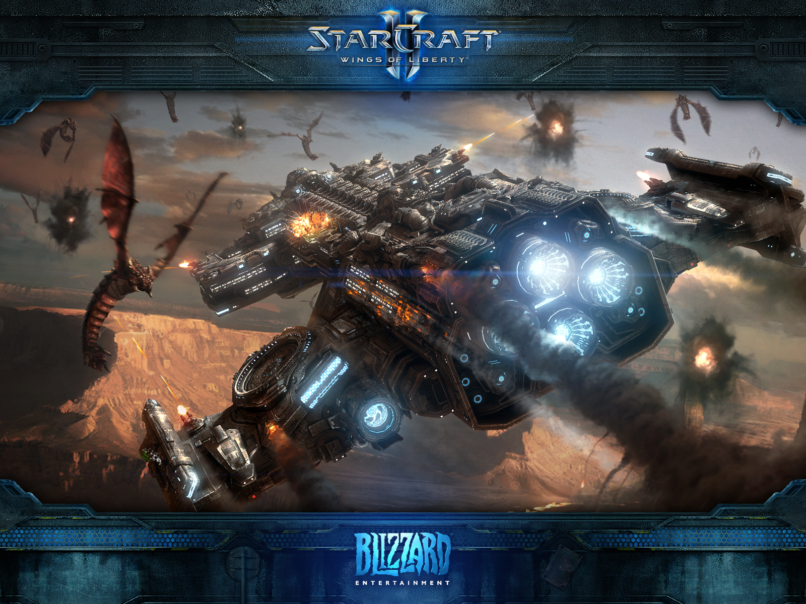 Free Wallpaper Free Game wallpaper StarCraft wallpaper