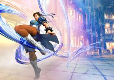 Street Fighter v Wallpaper 008 Chun Li