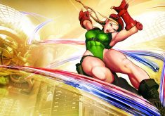 Street Fighter v Wallpaper 009 Cammy