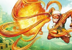 Street Fighter v Wallpaper 010 Dhalsim