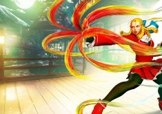 Street Fighter v Wallpaper 012 Karin