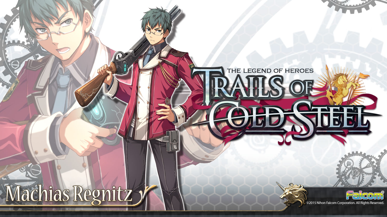 The Legend Of Heroes Trails Of Cold Steel Wallpaper 005 Machias