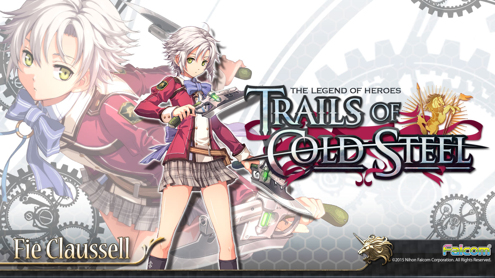 The Legend Of Heroes Trails Of Cold Steel Wallpaper 008 Fie