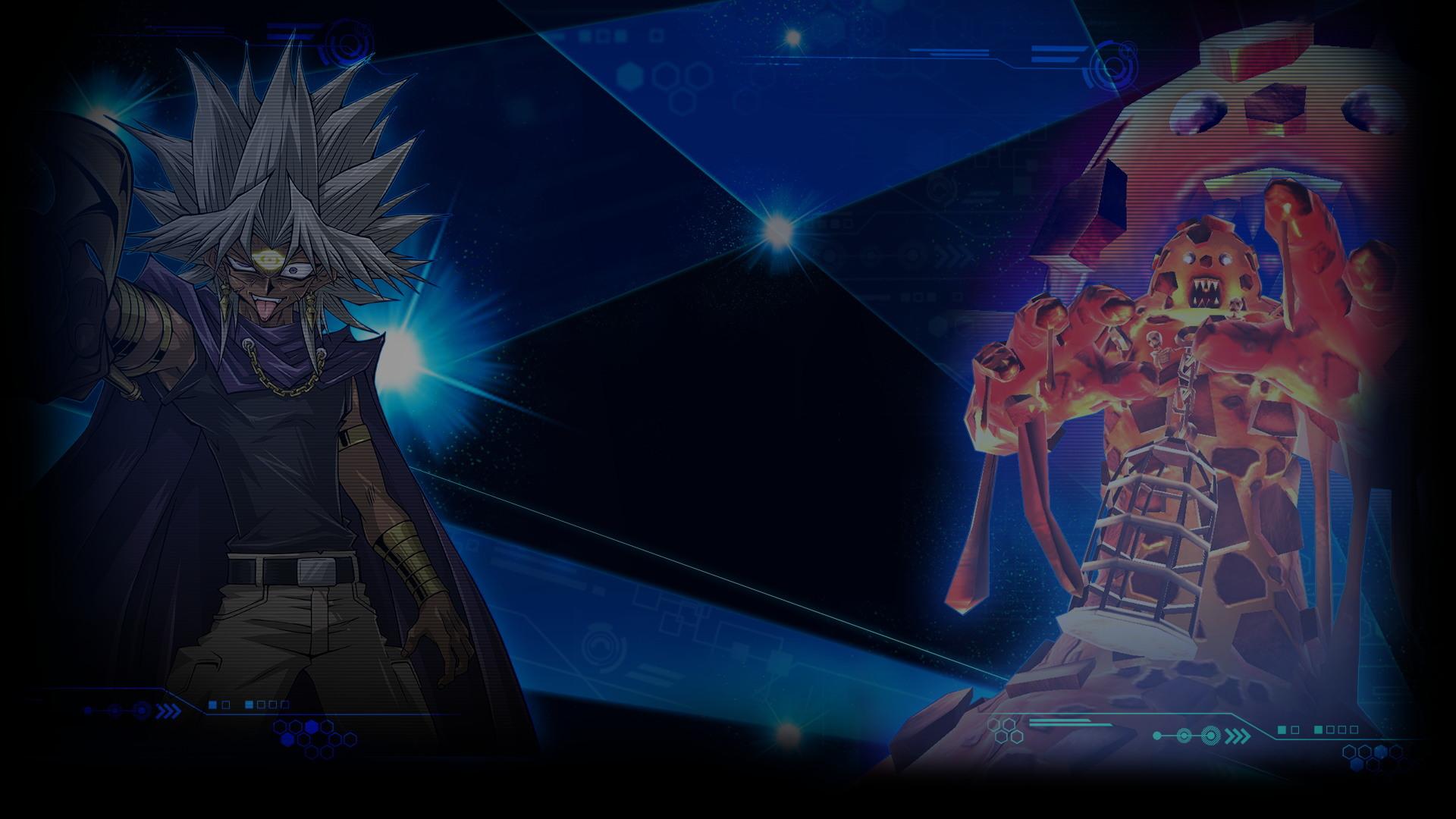 Yu Gi Oh Duel Links Wallpaper 003 Yami Marik Lava Golem