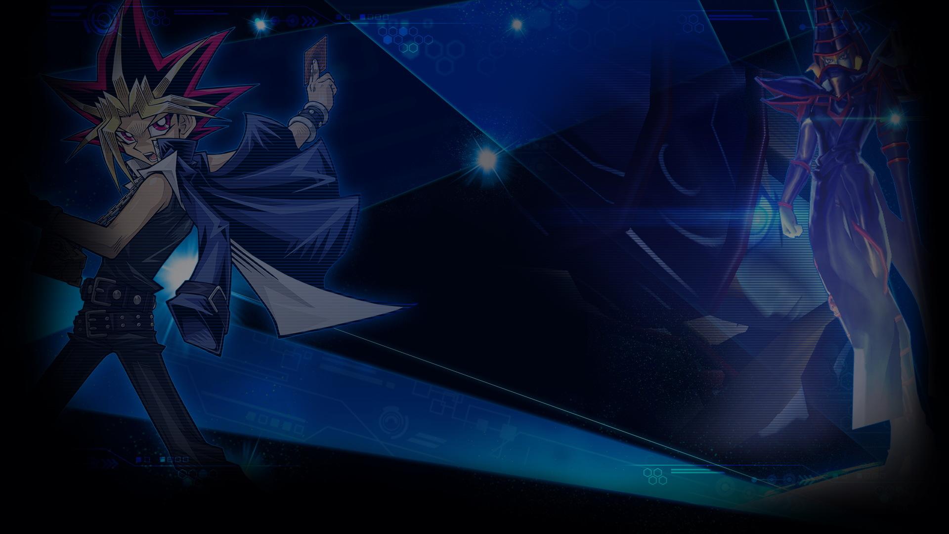 Yu Gi Oh Duel Links Wallpaper 006 Yami Yugi Dark Magician