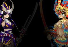 Dragon Knight Wallpaper 002