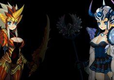 Dragon Knight Wallpaper 005