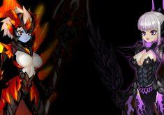 Dragon Knight Wallpaper 006