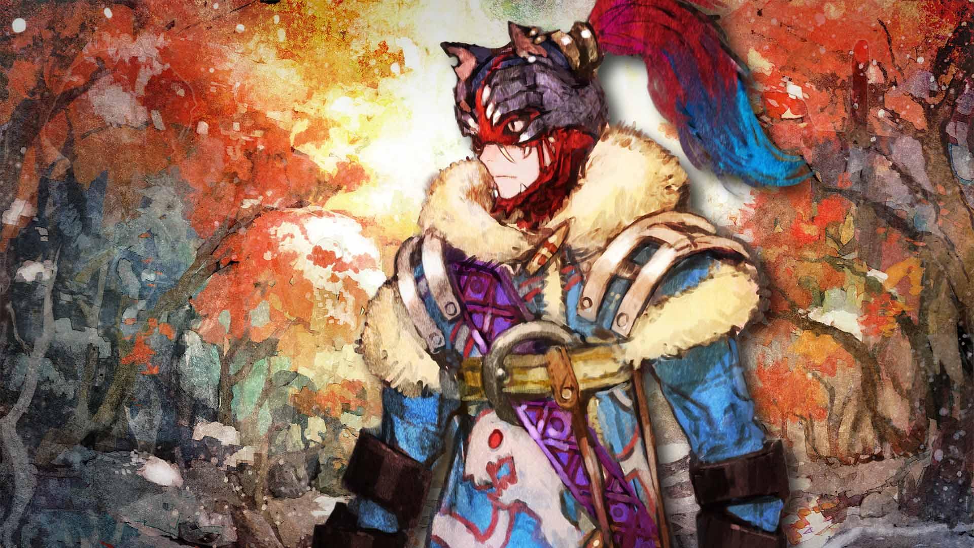 I Am Setsuna Wallpaper 006 Endir