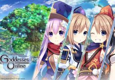 Cyberdimension Neptunia 4 Goddesses Online Wallpaper 007