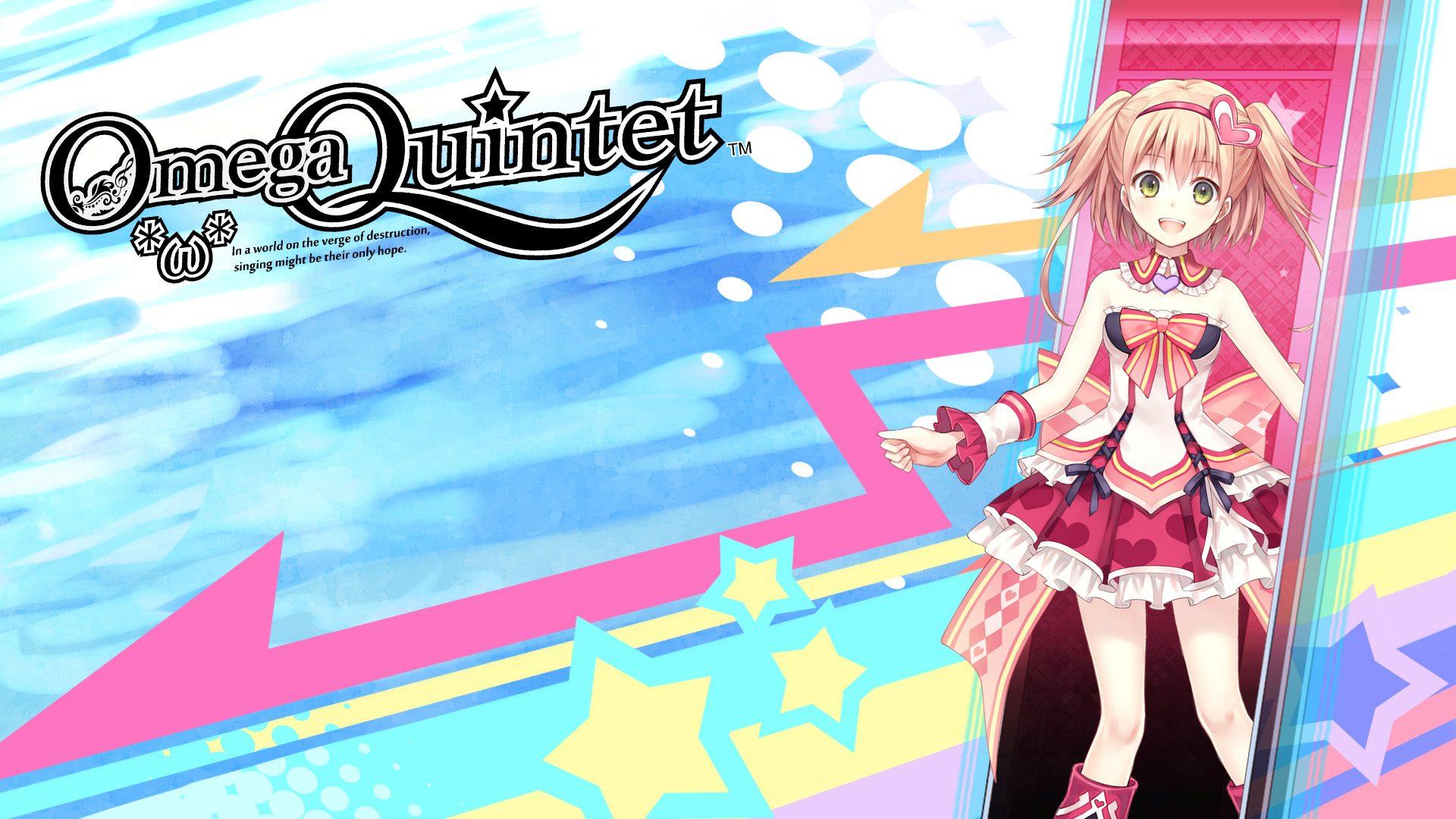 Omega Quintet Wallpaper 048 Otoha