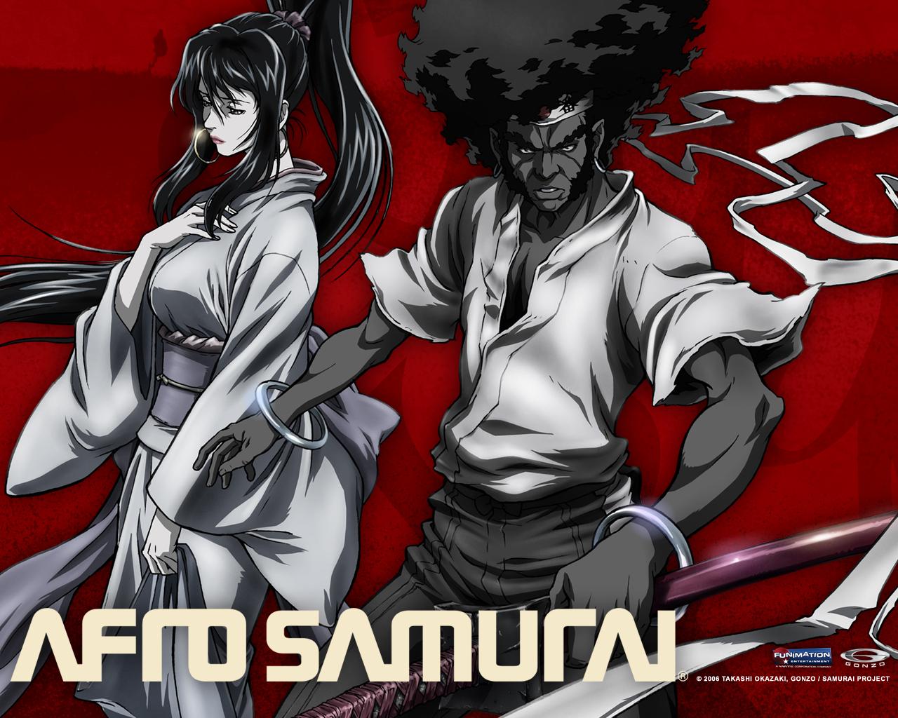 Afro Samurai Wallpaper 003