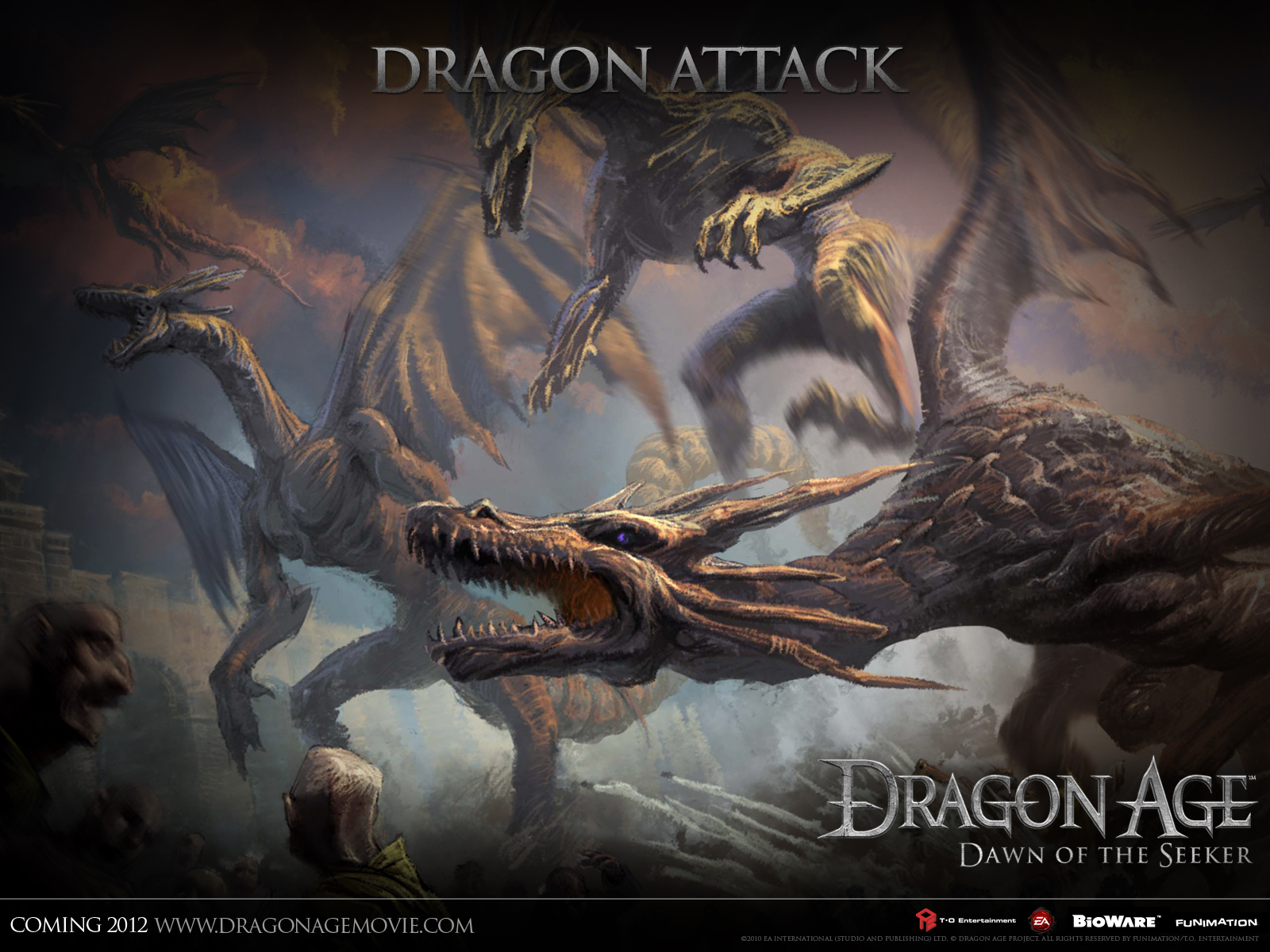 Dragon Age Dawn Of The Seeker Wallpaper 010 Wallpapers