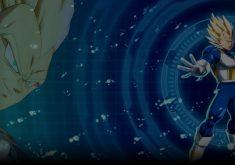 Dragon Ball FighterZ Wallpaper 006 Vegeta