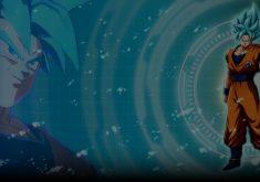 Dragon Ball FighterZ Wallpaper 007 Goku