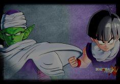 Dragon Ball Xenoverse Wallpaper 001 Piccolo and Gohan