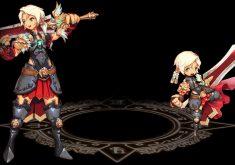 Dragon Saga Wallpaper 001 Warrior