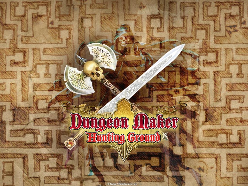 Dungeon Maker Hunting Ground Wallpaper 002