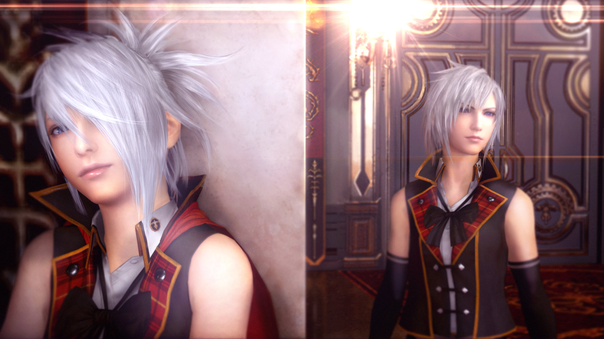 Final Fantasy Type 0 Hd Wallpaper 010 Sice And Seven Wallpapers