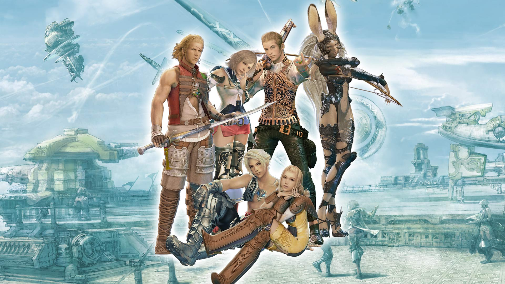 Final Fantasy Xii The Zodiac Age Wallpaper 016 Wallpapers