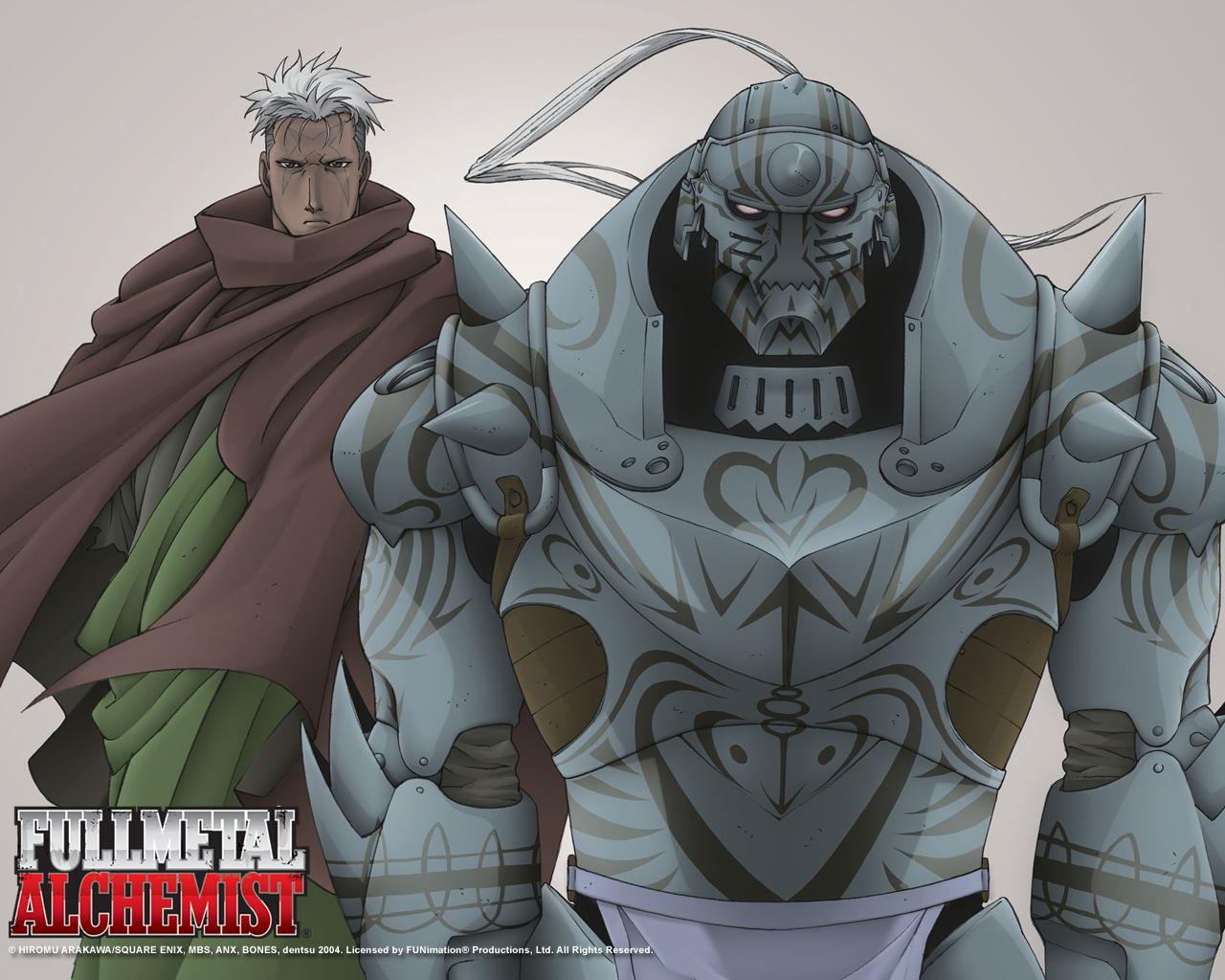 Fullmetal Alchemist Wallpaper 004