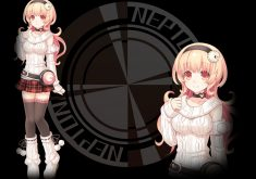 Hyperdimension Neptunia Re;Birth 1 Wallpaper 001 Compa