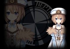 Hyperdimension Neptunia Re;Birth 1 Wallpaper 003 Blanc