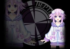 Hyperdimension Neptunia Re;Birth 1 Wallpaper 005 Neptune