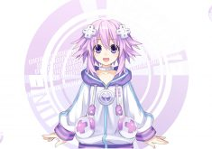 Hyperdimension Neptunia Re;Birth 1 Wallpaper 012 Neptune