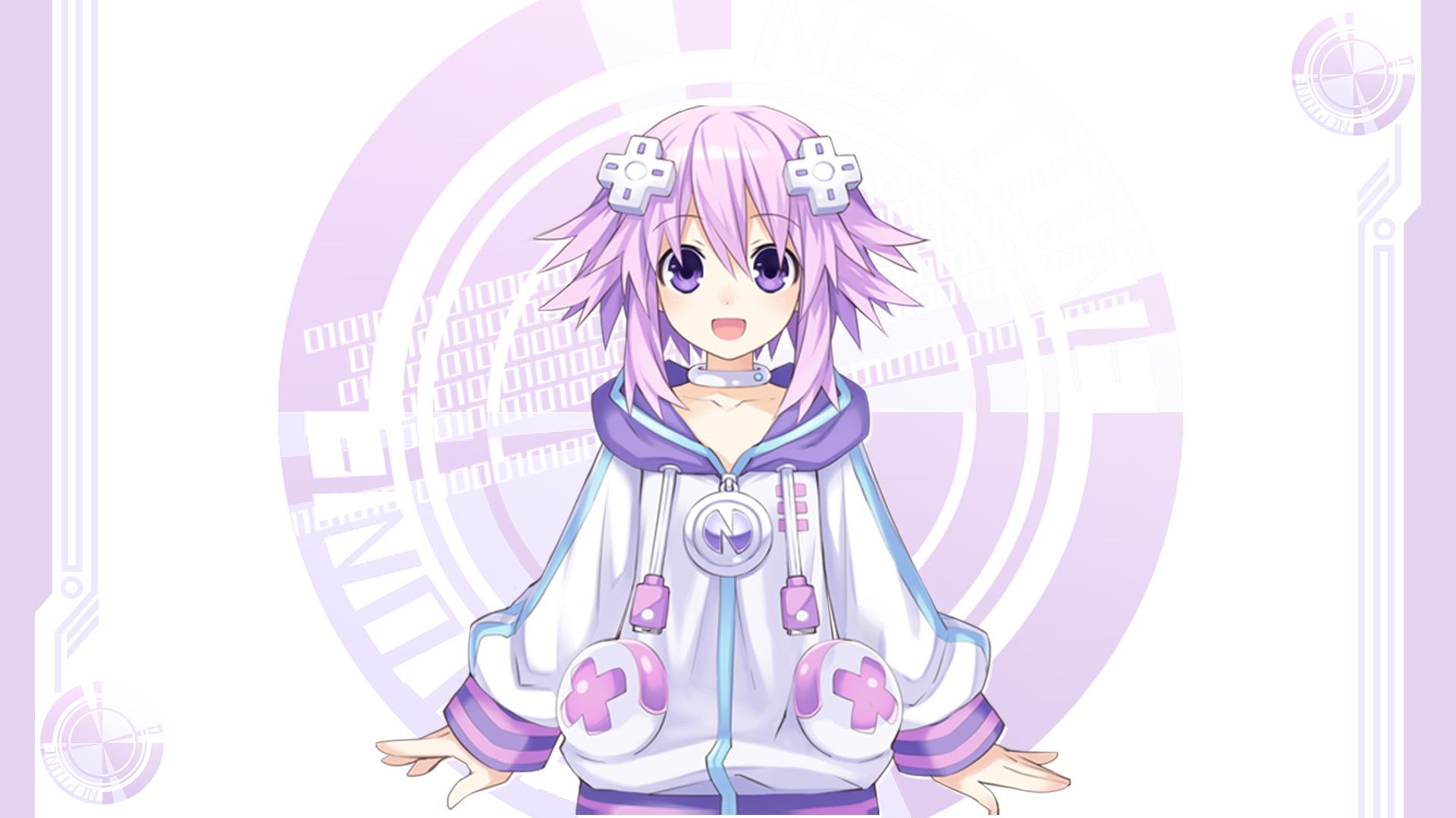 Hyperdimension Neptunia ReBirth 1 Wallpaper 012 Neptune