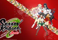 Senran Kagura Burst Wallpaper 002