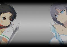 Senran Kagura Shinovi Versus Wallpaper 012