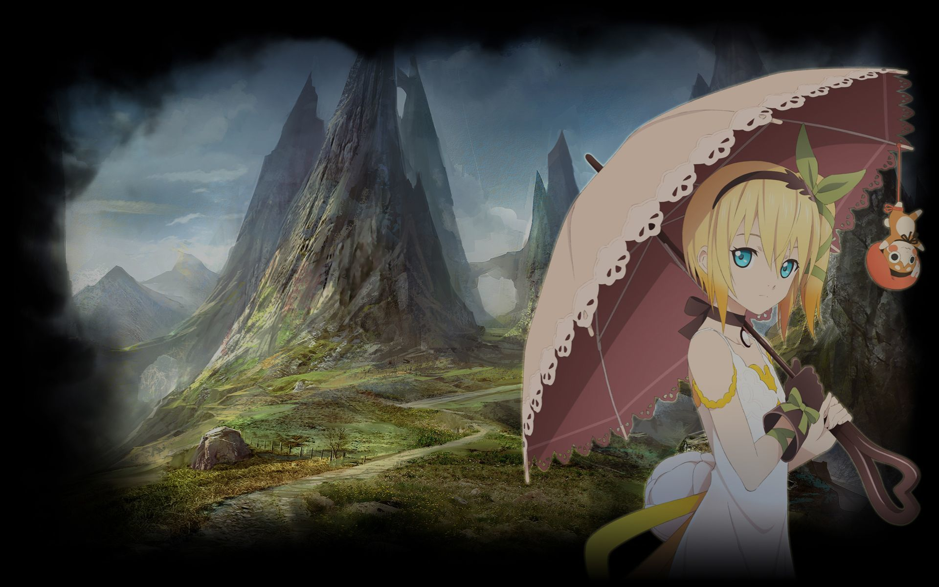 Tales Of Zestiria Wallpaper 010 Edna Wallpapers Ethereal Games
