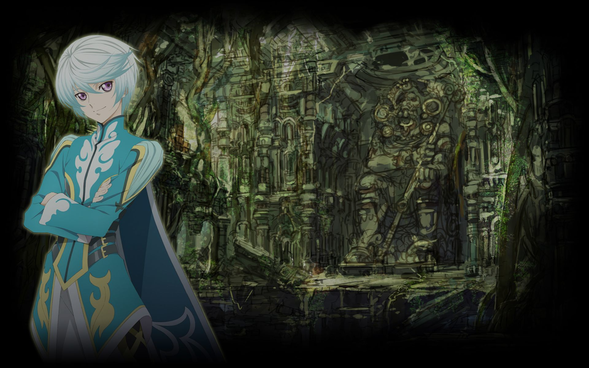 Tales Of Zestiria Wallpaper 012 Mikleo Wallpapers Ethereal Games