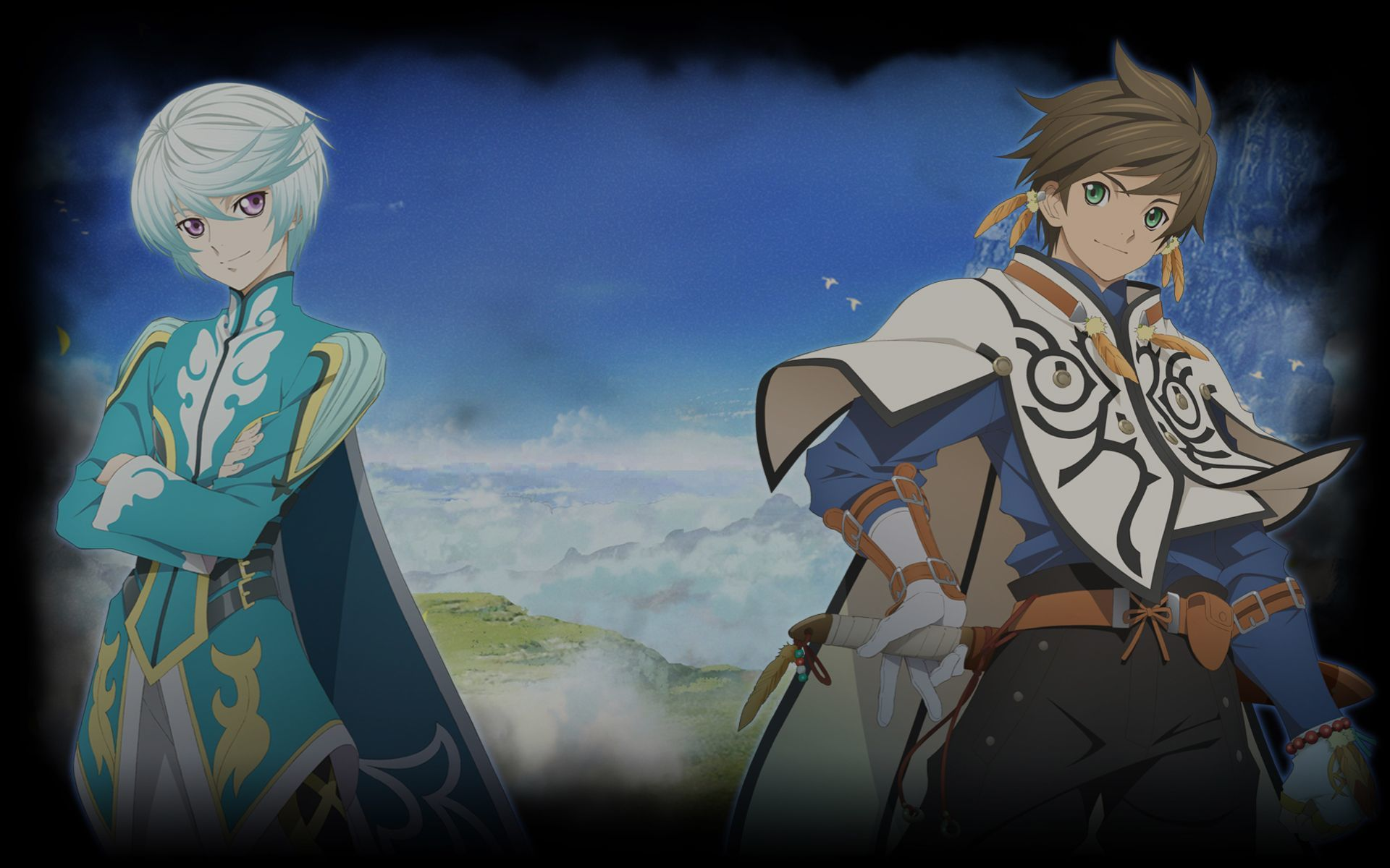 Tales Of Zestiria Wallpaper 015 Mikleo And Sorey Wallpapers