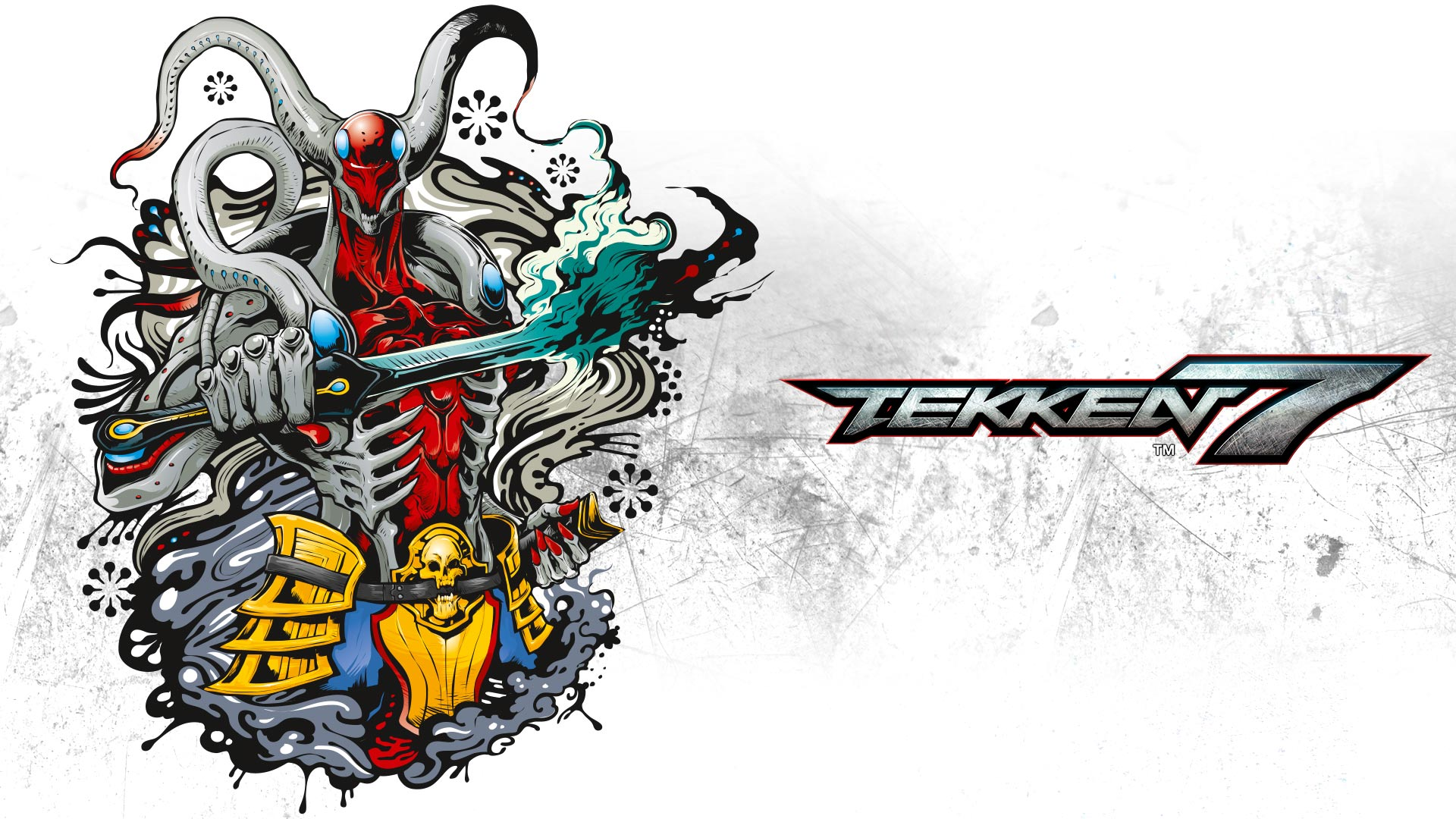 Tekken 7 Wallpaper 006 Yoshimitsu Wallpapers Ethereal Games