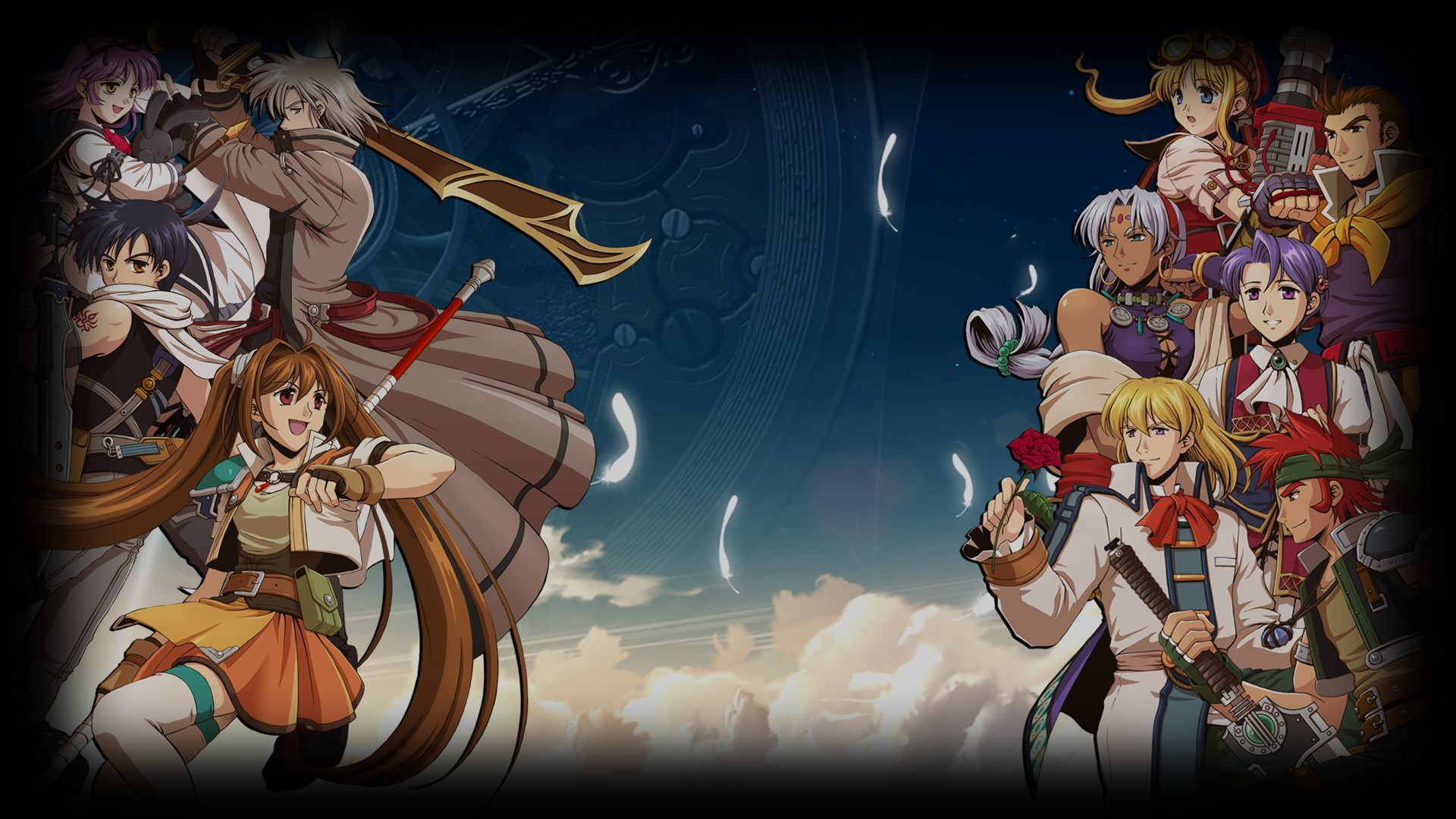 The Legend Of Heroes Trails In The Sky Sc Wallpaper 010