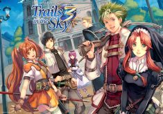 The Legend of Heroes Trails in the Sky the 3rd Wallpaper 022