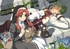 The Legend of Heroes Trails in the Sky the 3rd Wallpaper 025