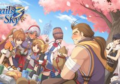 The Legend of Heroes Trails in the Sky the 3rd Wallpaper 027