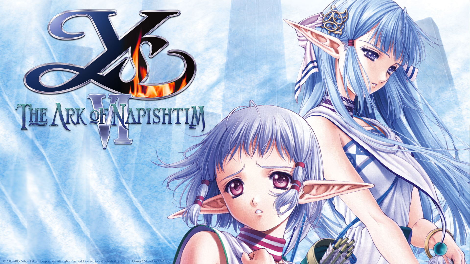 Ys VI The Ark of Napishtim Wallpaper 024