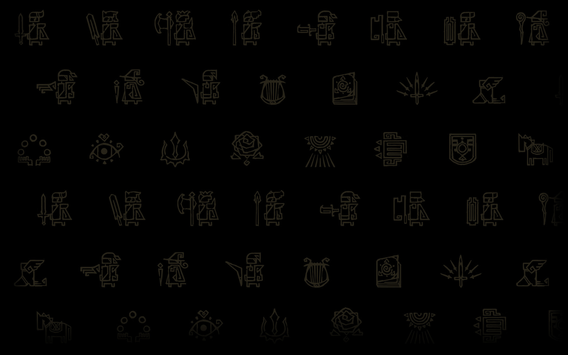 Dragon Quest XI Echoes of an Elusive Age Wallpaper 02 Symbols of Skill