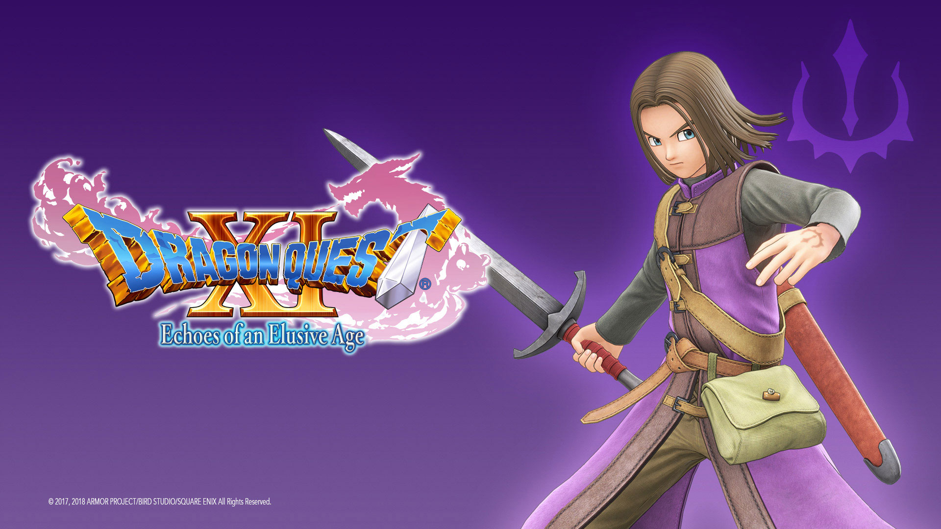 Dragon Quest XI Echoes of an Elusive Age Wallpaper 06 Luminary