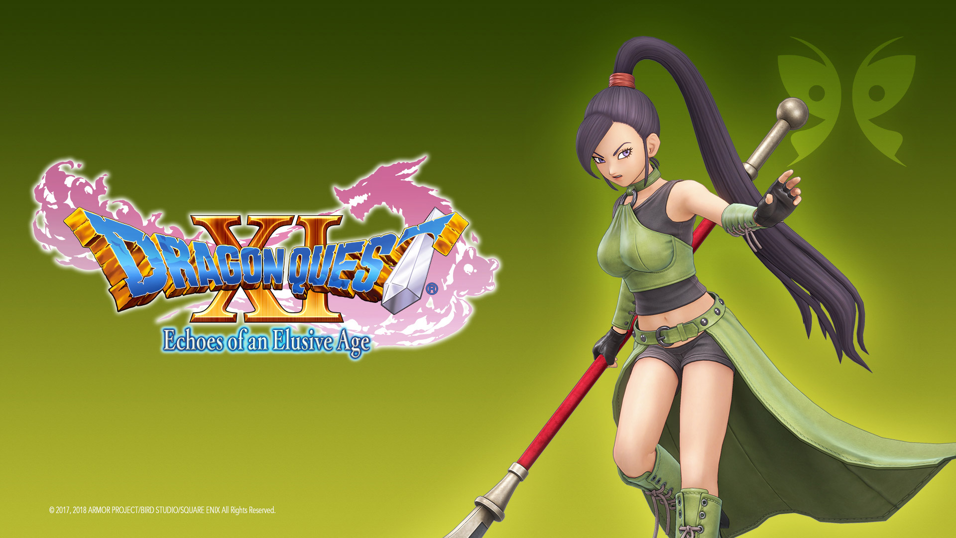 Dragon Quest Xi Echoes Of An Elusive Age Wallpaper 09 Jade Wallpapers Ethereal Games